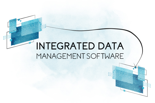 Integrated data management software